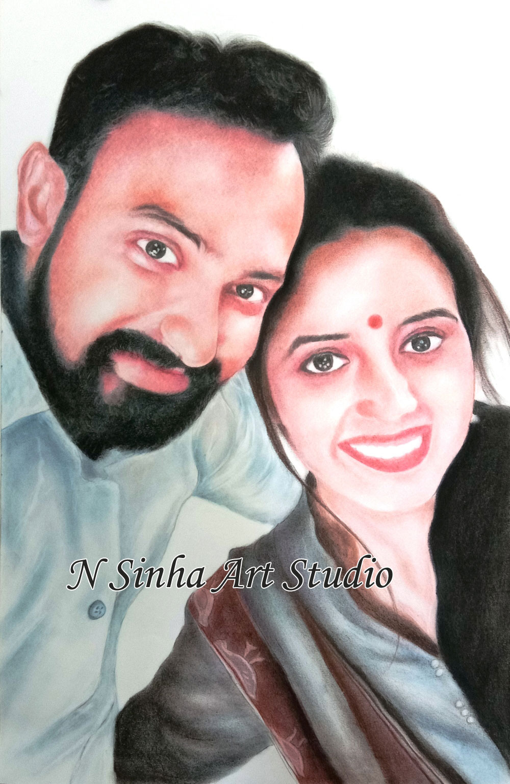 Color Pencil Sketch Artist